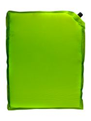 125_REPOSE SELF-INFALTING PILLOW_GREEN