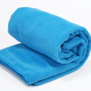 ręcznik frotte szybkoschnący (niebieski, rozmiar M) (2)