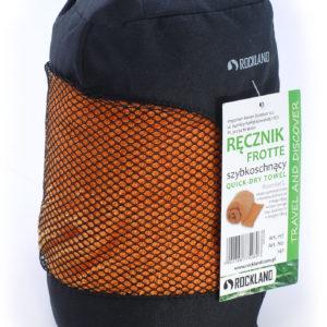 ręcznik frotte szybkoschnący (pomarańczowy, rozmiar L) (1)