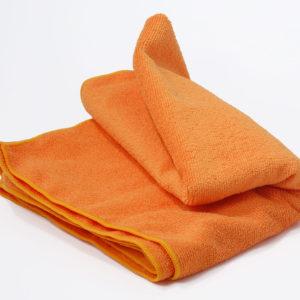ręcznik frotte szybkoschnący (pomarańczowy, rozmiar L) (3)