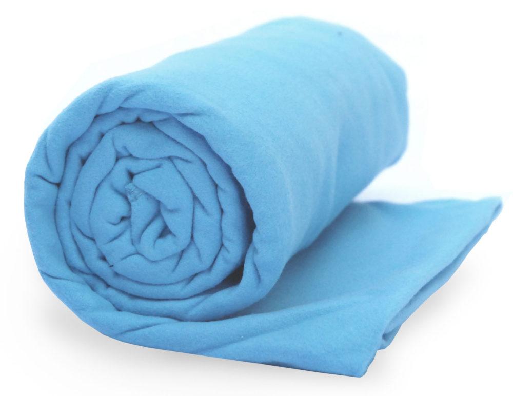 ręcznik szybkoschnący (niebieski, rozmiar M) (3)